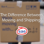 The Difference Between Moving and Shipping