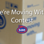 """""""We're Moving With…"""" Contest"""